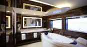 Luxury motor yacht taTii - Owner Bathroom