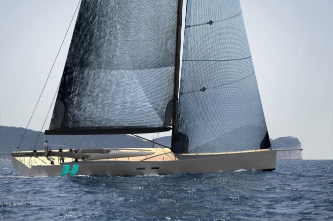 Luxury sailing yacht HAMILTON - a WallyCento Yacht by Wally