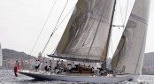 Luxury sailing yacht RANGER