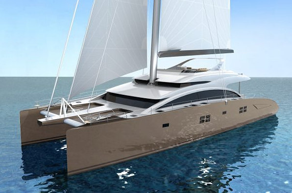 Luxury sailing yacht Sunreef 82 Double Deck by Sunreef Yachts