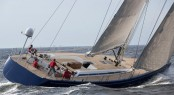 Luxury sailing yacht Swan 80 by Nautor's Swan - now available in the S version