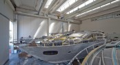 Luxury superyacht Pershing 82