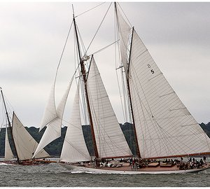 Westward Cup 2012: Three Big Class yachts racing for the Yacht Club de Monaco Trophy