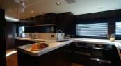 M superyacht Galley