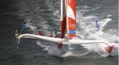 MOD70 trimaran yacht No. 02 (ex Veolia Environnement)