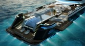 Mega yacht Explore 120 designed by Newcruise