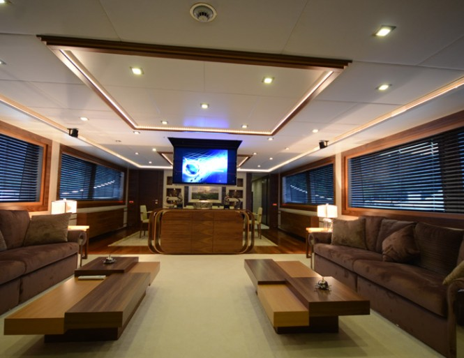 Mengi-Yay superyacht My Steel Interior