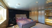 Motor yacht M (Project M) lower deck VIP cabin