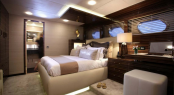 Motor yacht taTii - Guest cabin