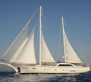 Eastern Mediterranean Charter Special for Motorsailer yacht ALLESANDRO