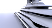 Newcruise 120 metre mega yacht Explore 120