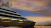 Newcruise designed Explore 120 superyacht