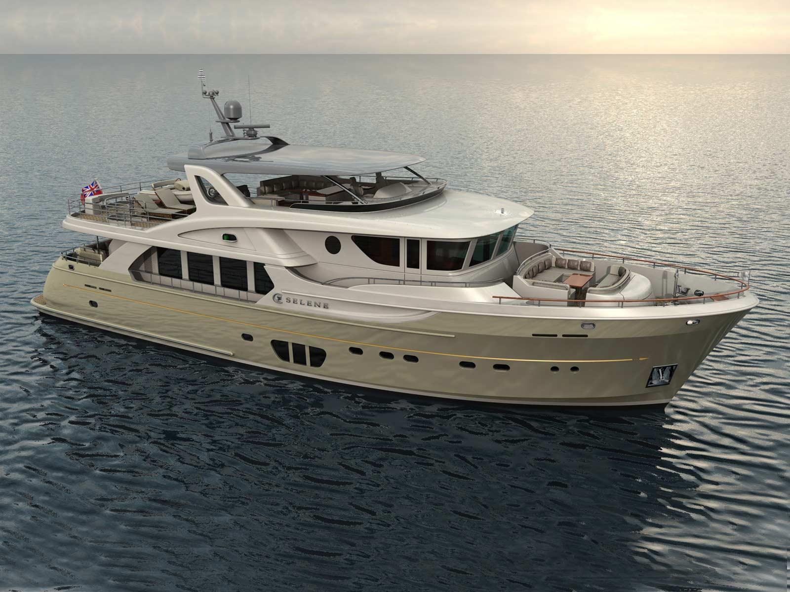 Ocean explorer series motor yacht selene 92 by selene for Ocean explorer fishing