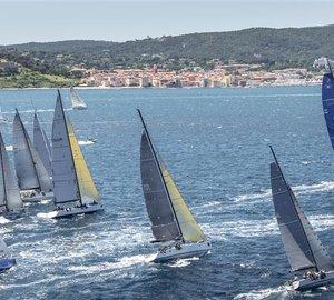 2012 Giraglia Rolex Cup: 170 yachts left St Tropez today