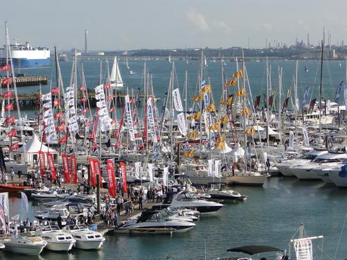 PSP Southampton Boat Show