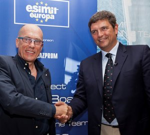 Esimit Europa teams up with BMW