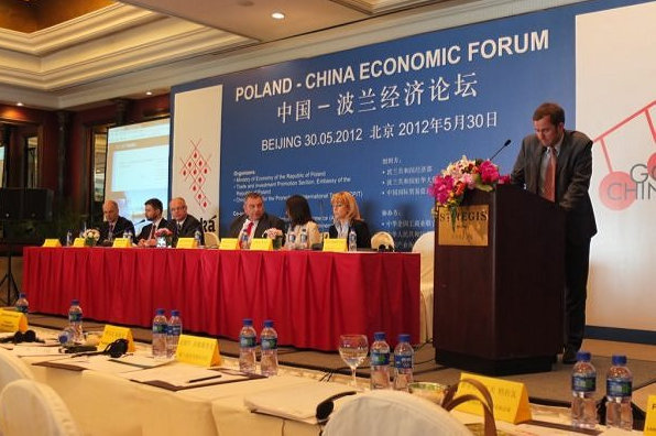 Polish-Chinese Trade Forum in Beijing