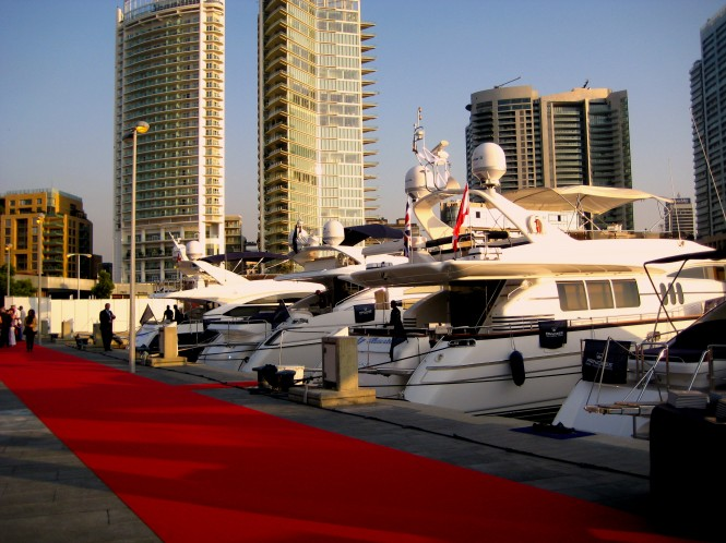 Princess Yachts in Beirut