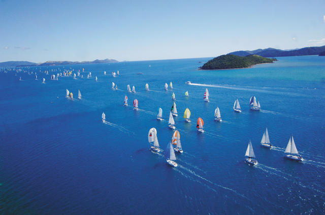 Audi Hamilton Island Race Week - Image: Jack Atley
