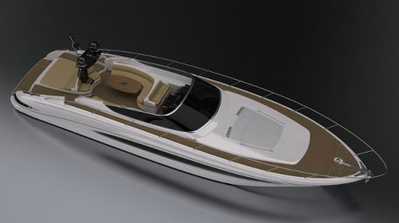 Riva 63' Virtus Yacht