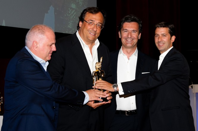 SL 94 Environmental Portection Award 2012 - M.Viti-M.Perotti-P.Moretti-A.Mottino