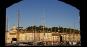 Saint-Tropez Harbour  Photo credit Rolex Carlo Borlenghi