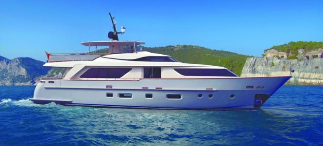 Sanlorenzo SD92 superyacht