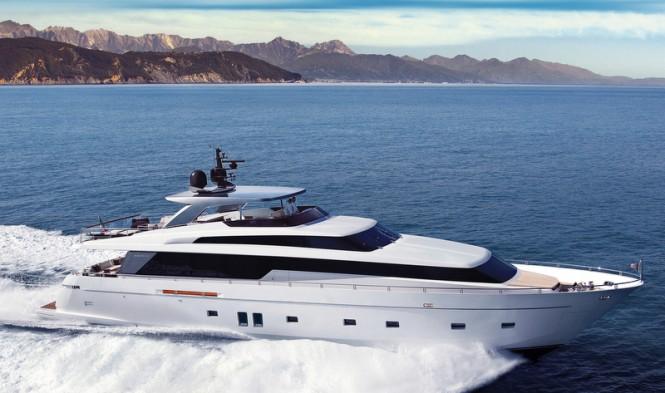 Sanlorenzo superyacht SL104