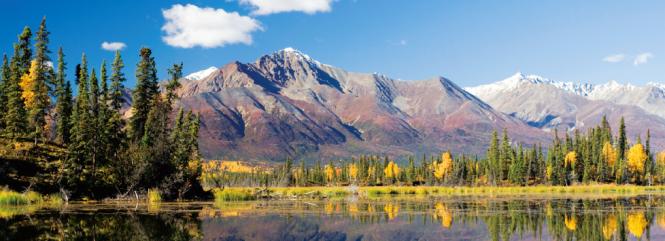 Spectacular views of Alaska