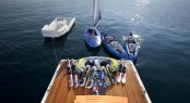 Super Yacht LA MASCARADE - Tender and Toys