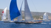 Superyacht Cup Palma 2012 Day 2 Credit: Claire Matches