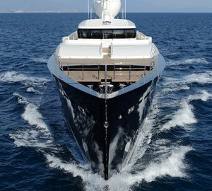 55m Galileo G superyacht from the Picchiotti Vitruvius series winner at the ShowBoats Design Awards 2012