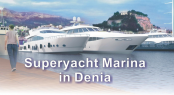 Superyacht Marina in Denia
