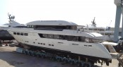 Superyacht OKKO by Mondo Marine - Launch