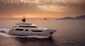 Superyacht SD122 by Sanlorenzo