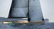 WallyCento sailing yacht Hamilton with exterior styling and interior by Design Unlimited