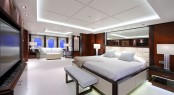 iPad controlled superyacht Solemates - Interior