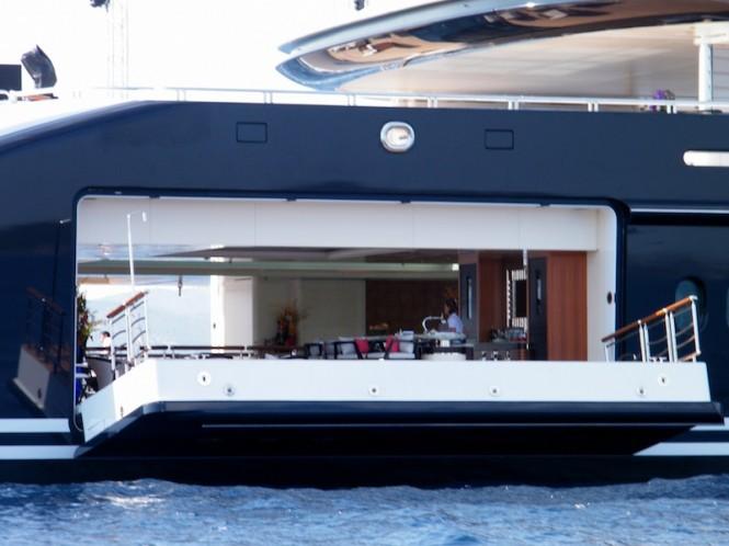 134m Serene superyacht