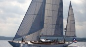 27m Sailing Yacht Bequia designed by Stephens Waring Yacht Design