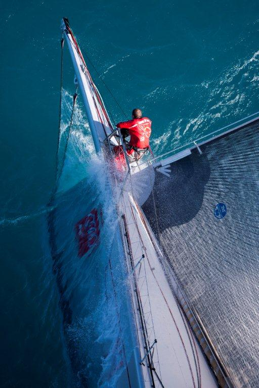 30m luxury yacht Wild Oats XI - bowman
