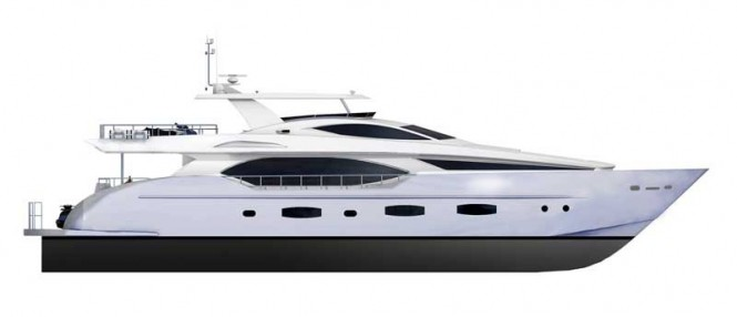 31.6m superyacht Freedom 104 by IAG Yachts