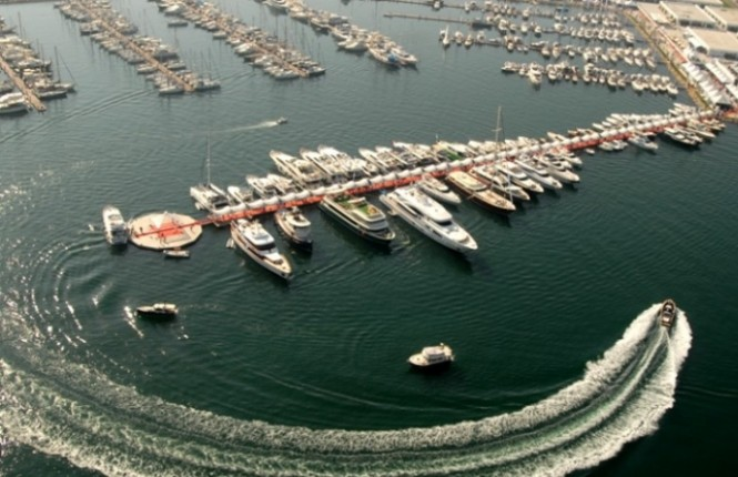31st Interantional Istanbul Boat Show, Sept 9 - Oct 27, 2012