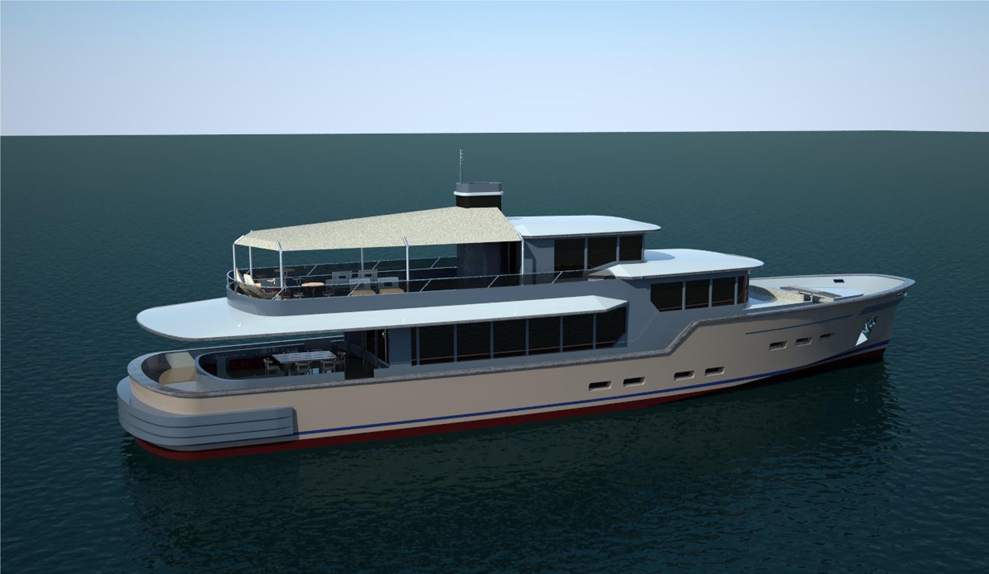 32m Luxury Yacht Castle Yacht Charter Superyacht News