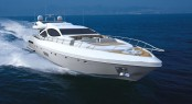 33.8m superyacht Mangusta 110 by Overmarine Group