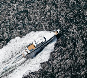 35m motor yacht GALACTICA PLUS (hull YN 16134) by Heesen Yachts delivered