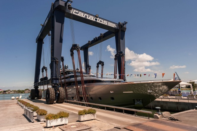 36m superyacht Far Away Photo Credit: A&B Photodesign