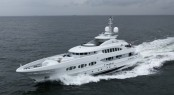 47m superyacht My Secret (ex Project California, hull YN 16347) by Heesen Yachts Photo Credit: Dick Holthuis