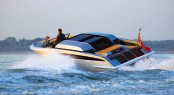 9m Limousine yacht tender for megayacht Tango