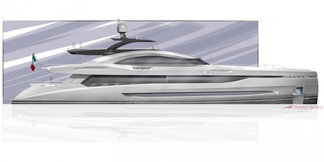 Alubrid 46M Luxury Yacht