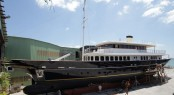 Bilgin 160 Classic superyacht ANTINEA by Bilgin Yachts
